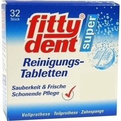 FITTYDENT SUPER REINIGUNGS